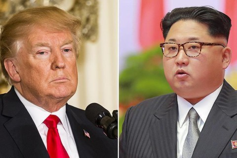 U.S. President Donald Trump on Thursday announced that his meeting with the North Korean leader Kim Jong Un will be held on June 12 in Singapore.