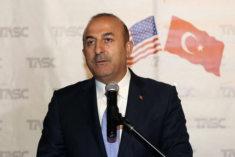 Turkish foreign minister says several bilateral issues will be discussed with US counterpart Pompeo in Washington