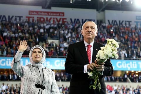 Recep Tayyip Erdoğan - Emine Erdoğan