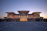 The Presidential Complex (Turkish: Cumhurbaşkanlığı Külliyesi) is the presidential palace of the Republic of Turkey.