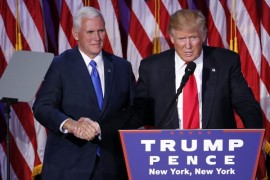 Donald Trump - Mike Pence