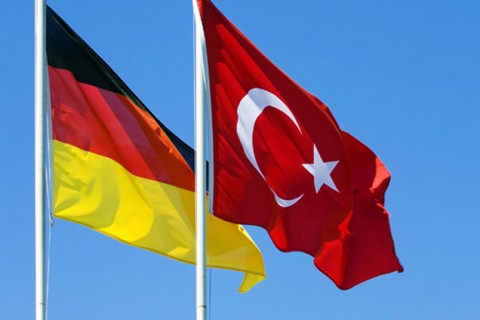 Turkish-German Relations - Flags