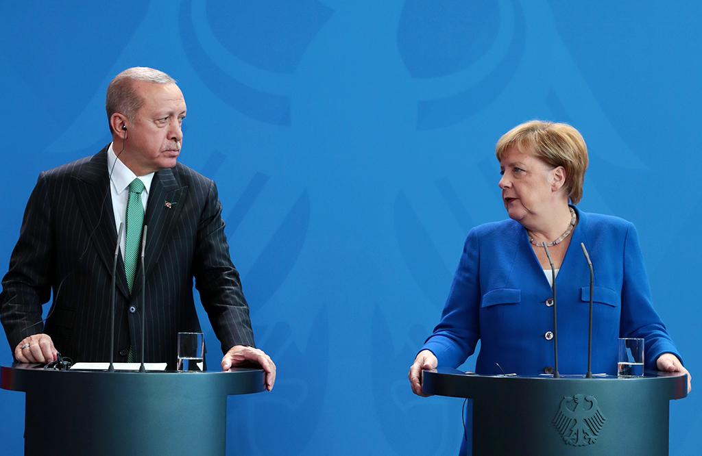 Normalization and Merkel's uphill battle