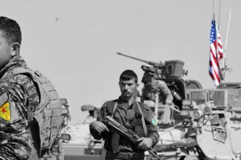 YPG - PYD - PKK - US