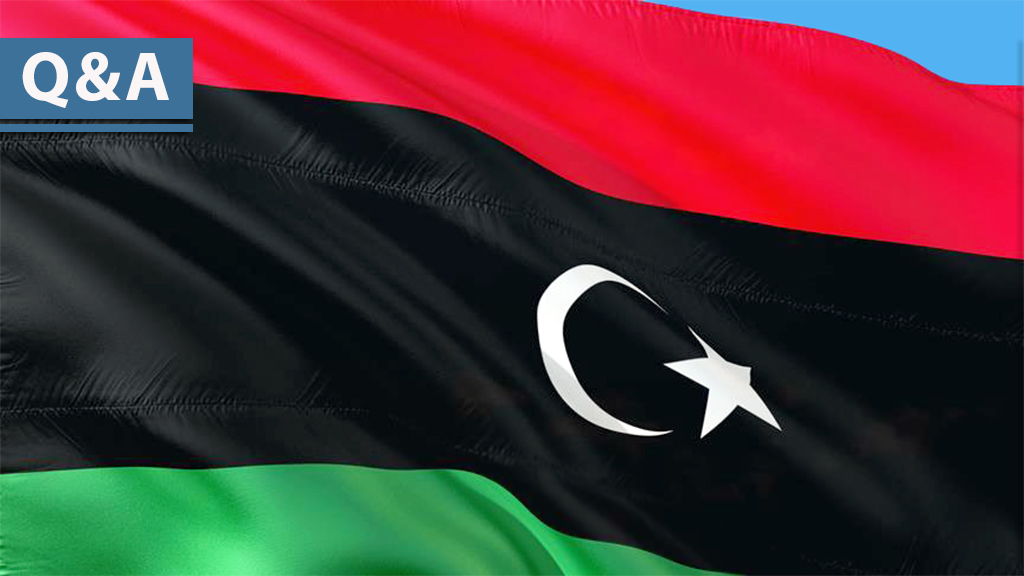 5 Questions: The Palermo Conference and the Future of the Crisis in Libya