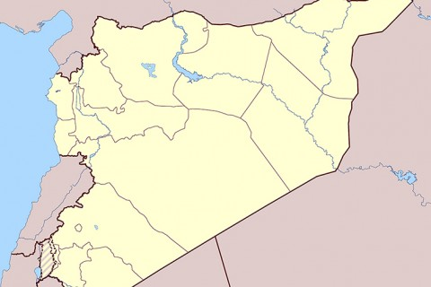 Syria Location