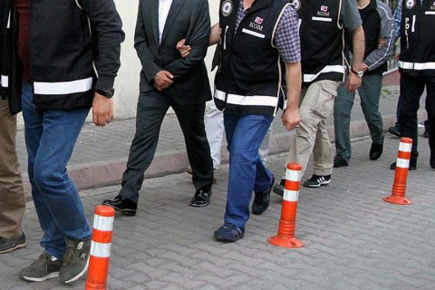 Arrested FETÖ suspects