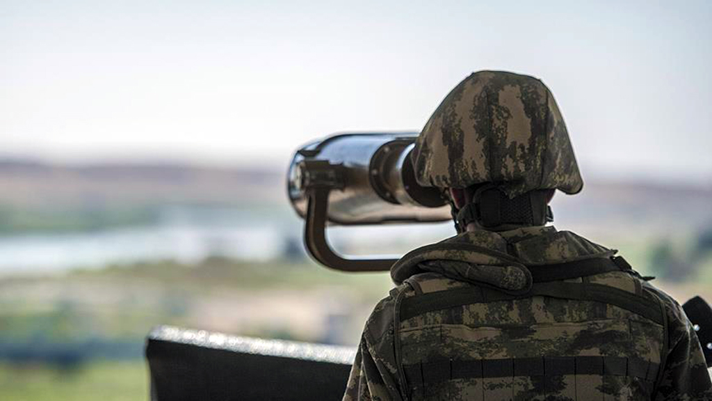 Turkey's national security concerns driving operation east of Euphrates