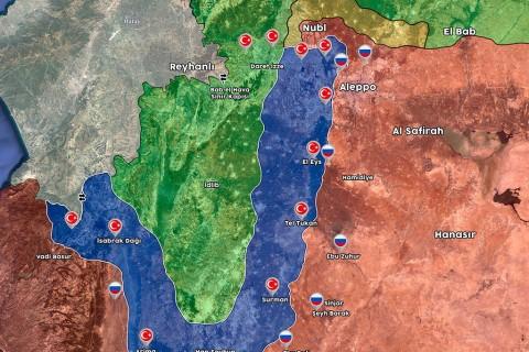 Idlib Map
