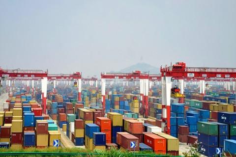 Commercial port