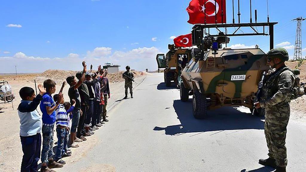 Turkey will shoulder the 'heavy burden' of ending terror in Syria – Erdogan