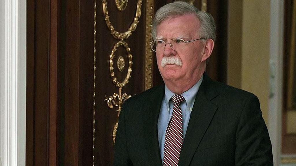 U.S. National Security Adviser John R. Bolton