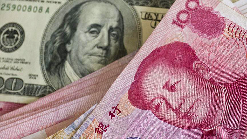 United States Dollar - China Yuan