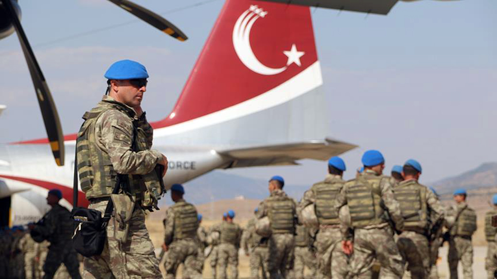 Turkish army ready for new anti-terrorist operations in Syria