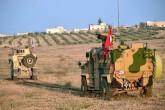 Turkish, US conduct joint patrols in Manbij, Syria