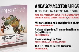 "Insight Turkey Publishes Its Latest Issue ""A New Scramble for Africa? The Role of Great and Emerging Powers"""