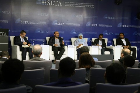 "The panel on ""Reform in Ethiopia and Turkey-Ethiopia Relations"", organized by Turkish think-tank the Foundation for Political, Economic and Social Research (SETA) and the Horn of Africa Strategic Studies Center (HASS), hailed the historical ties between the two countries."