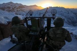Turkish patrol