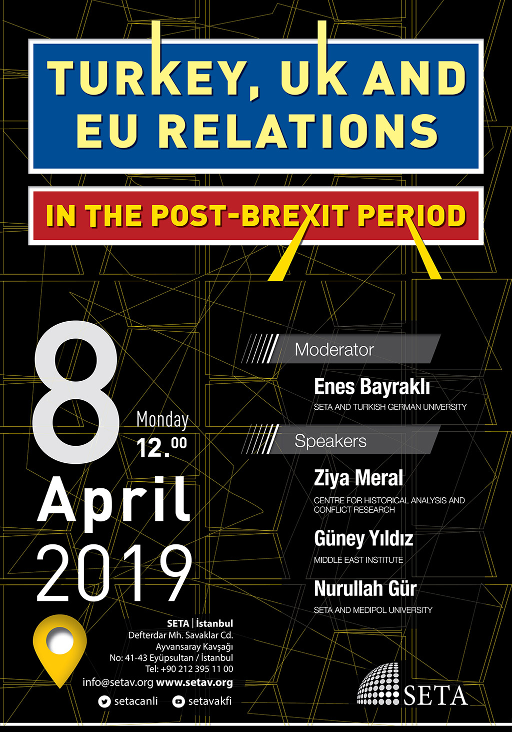 Panel: Turkey, UK and EU Relations in the Post-Brexit Period