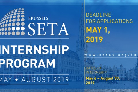 SETA Brussels 2019 Summer Internship Program