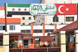 Report: Turkey's Reconstruction Model in Syria