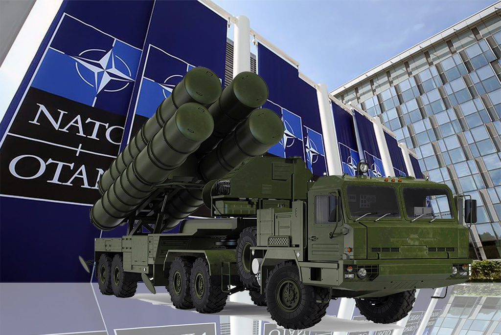 NATO at 70 and the S-400 dispute