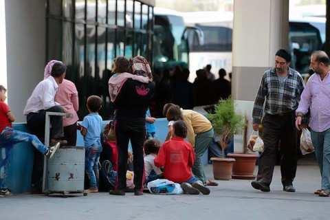 Refugees of the Syrian Civil War