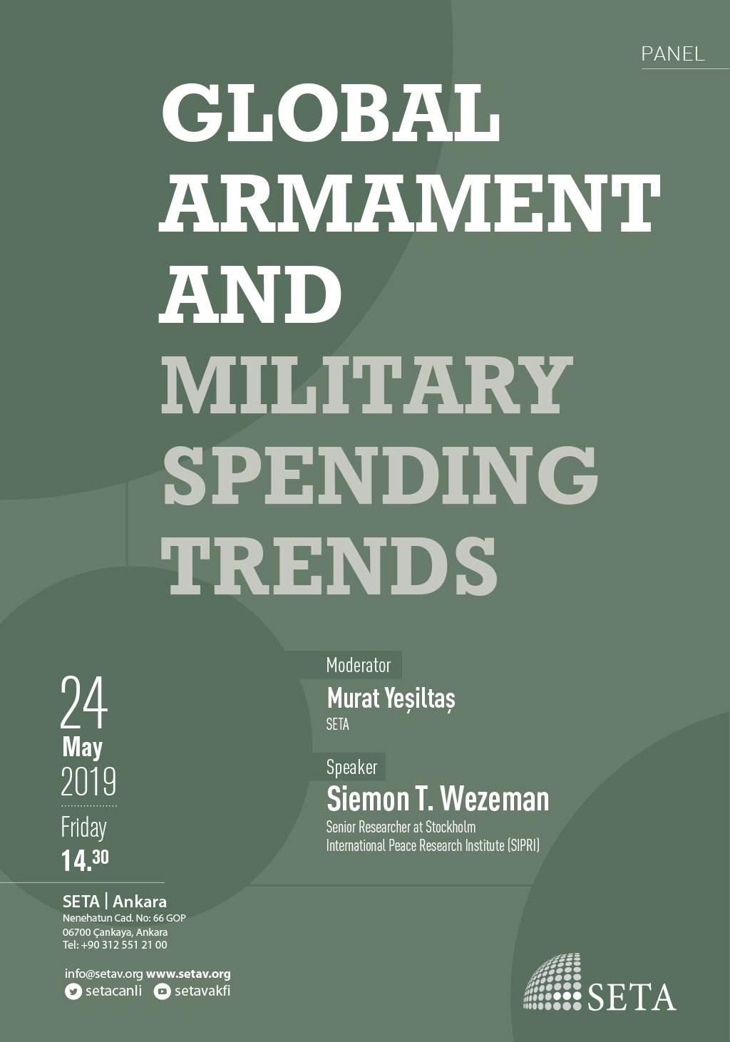 Panel: Global Armament and Military Spending Trends