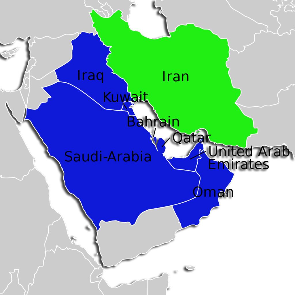 Persian Gulf States