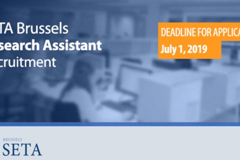 SETA Brussels is searching for a full-time research assistant!