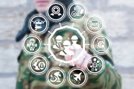 Analysis: Artificial Intelligence Application in the Military | The Case of United States and China