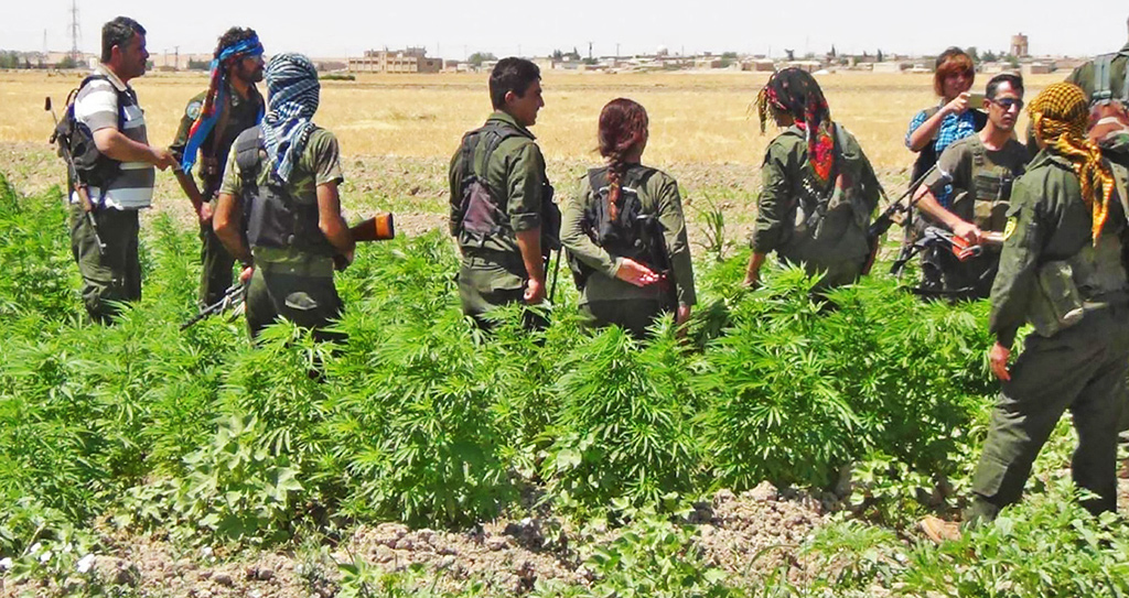 Analysis: The PYD/PKK's Drug Trafficking & Turkey's War on Narco-Terrorism