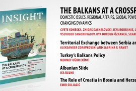 "Insight Turkey Publishes Its Latest Issue ""The Balkans at a Crossroads:  Domestic Issues, Regional Affairs, Global Powers, Changing Dynamics"""