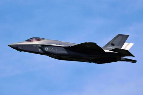 Turkish Lockheed Martin, F-35 Lightning II