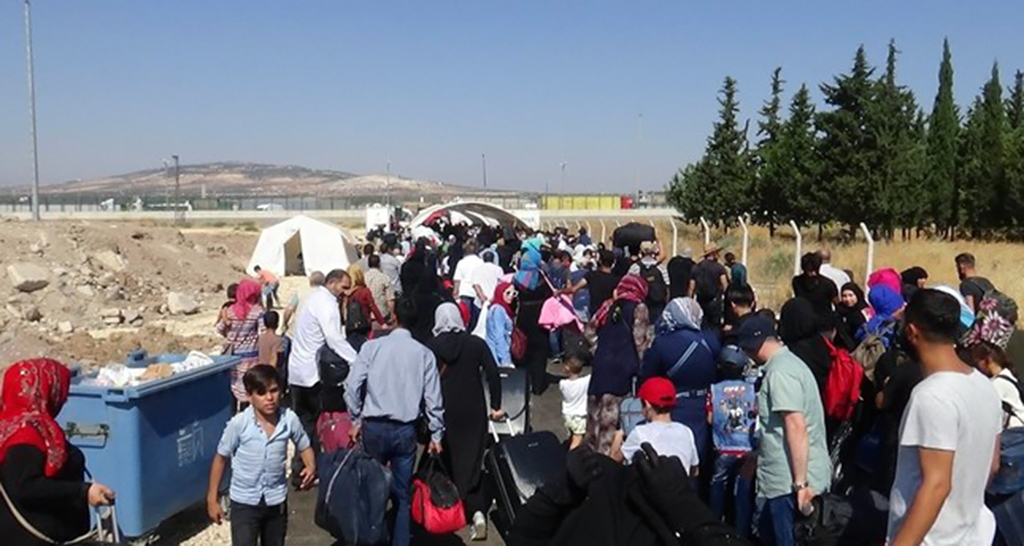How to combat disinformation on Syrian refugees