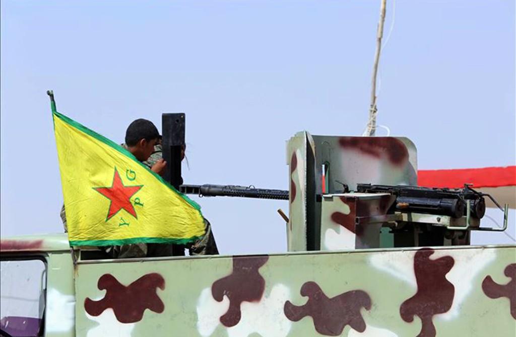 PKK/YPG terrorist