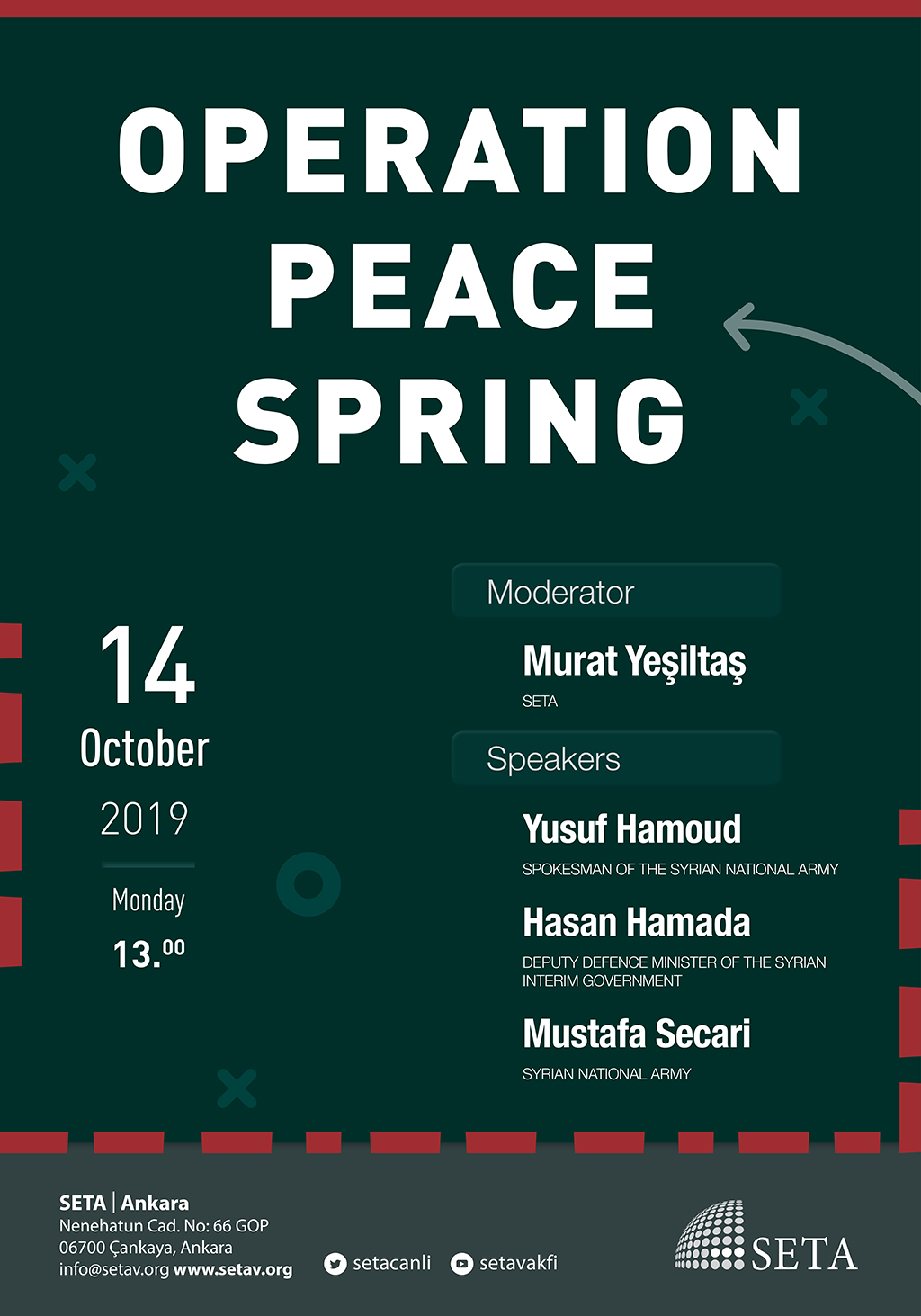 Panel: Operation Peace Spring