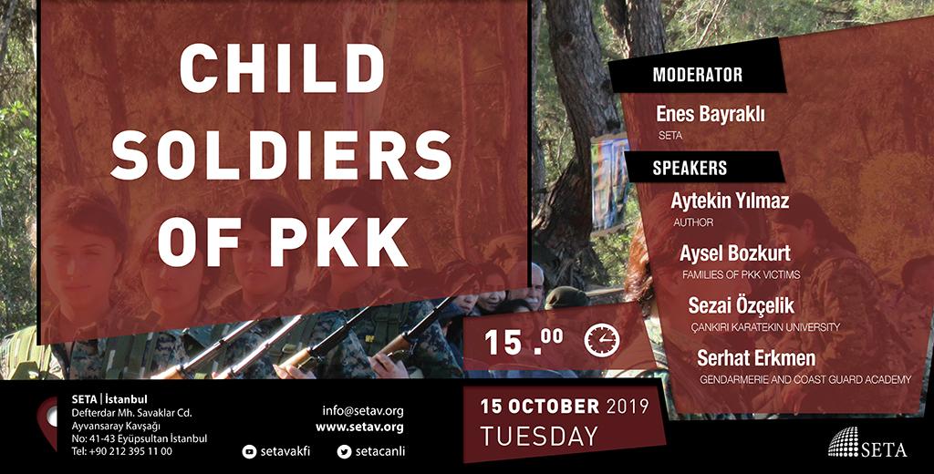 Panel: Child Soldiers of PKK