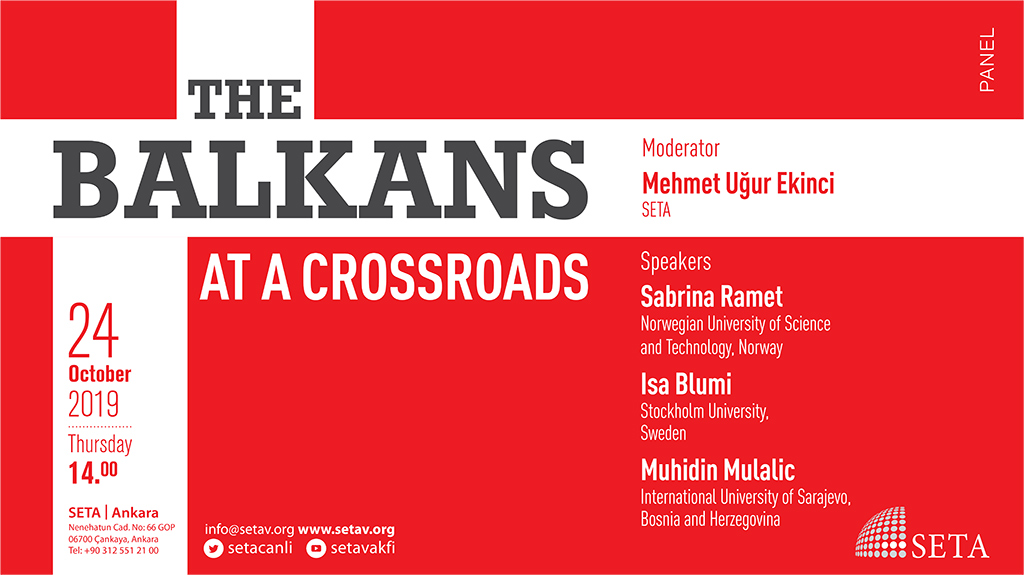 Panel: The Balkans at a Crossroads