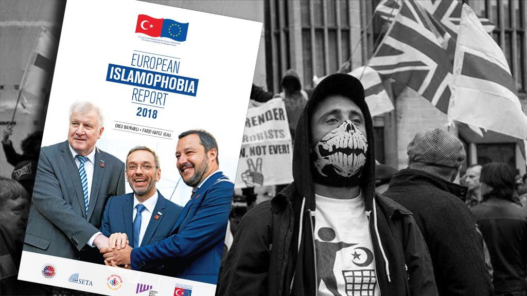 Anti-Muslim racism in Europe on rise in 2018: Report