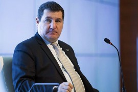 General Secretary of Turkish Exporters' Assembly (TIM) Kerem Alkin