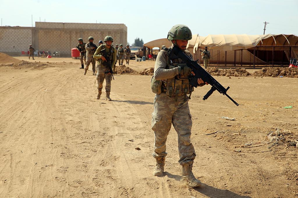 US seeks to punish Turkey for blocking PKK statelet