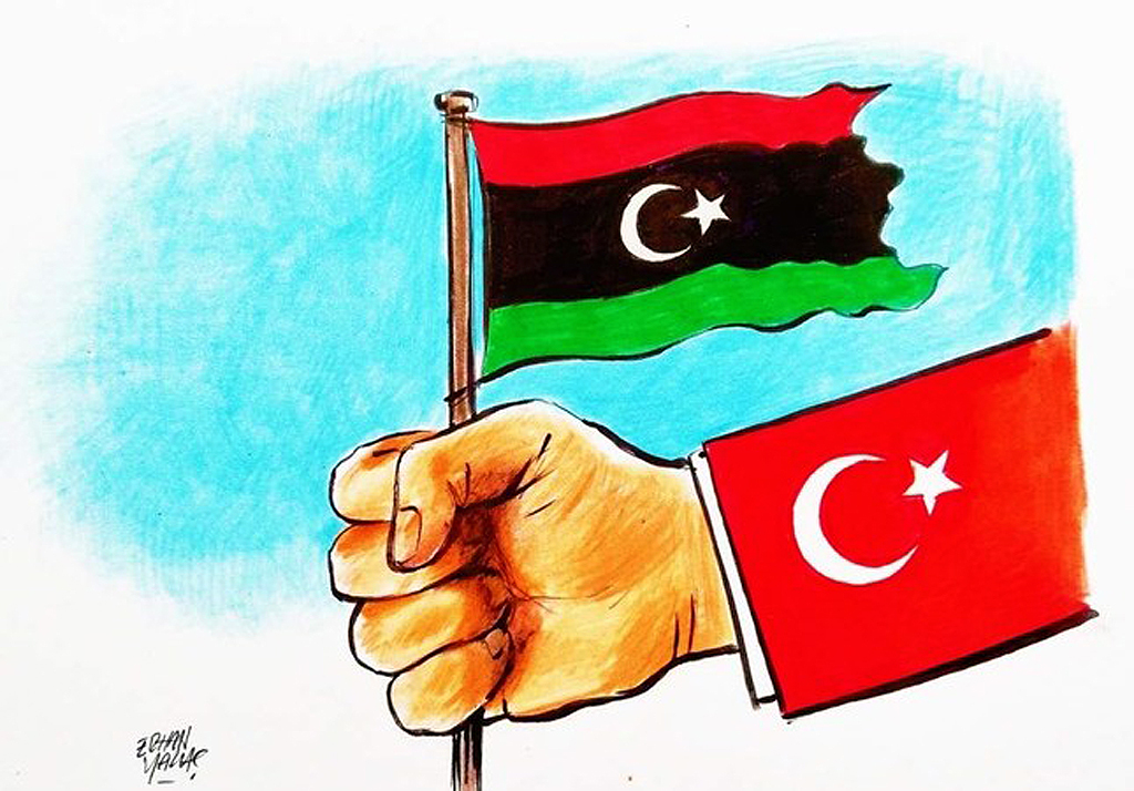 Turkey-Libya Relations