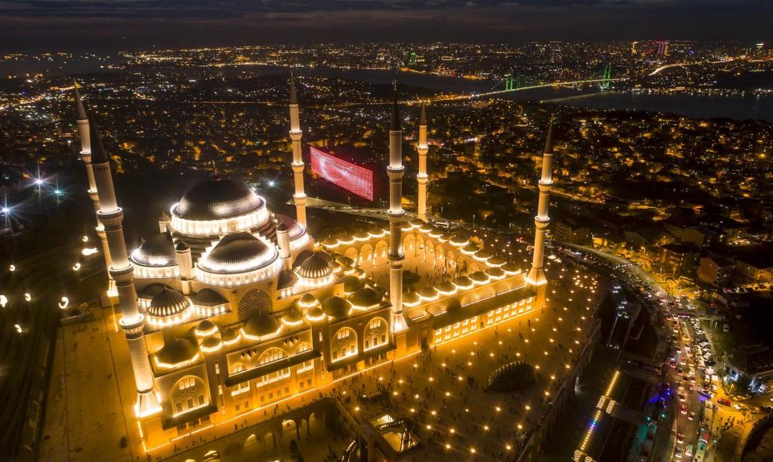 Camlica Mosque Complex