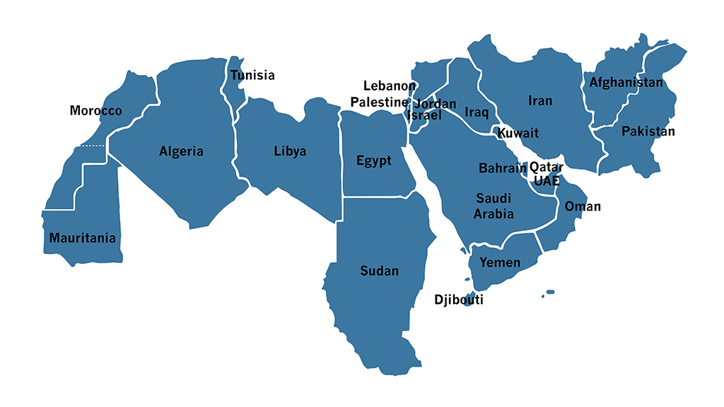 New geopolitical game in the MENA region | SETA