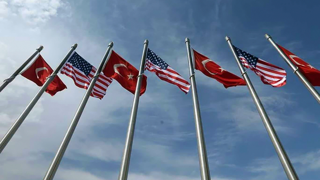 Turkey, US can overcome problems with common understanding