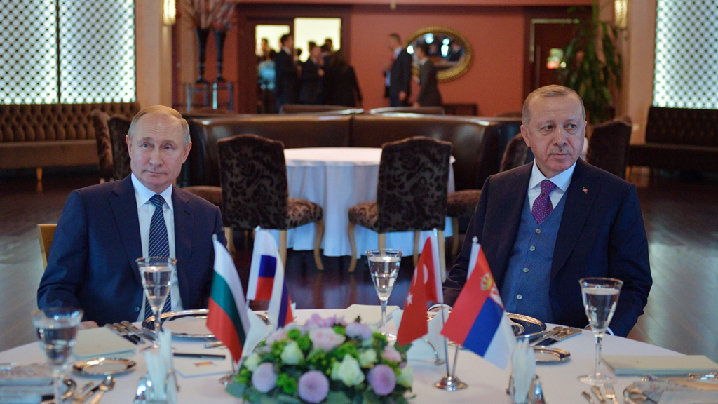 Libya, Idlib and the Turkey-Russia partnership