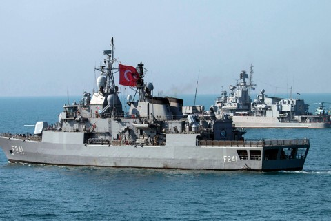 Turkish Naval Forces