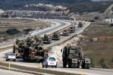 Turkish troop deployments in Idlib