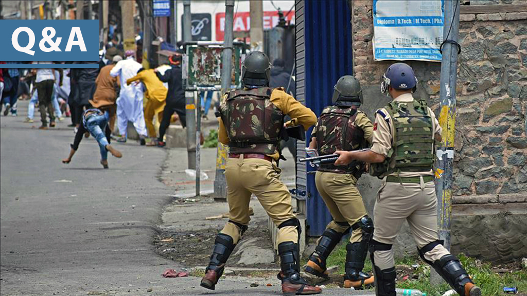 5 Questions: 2019 Escalation of the Kashmir Conflict